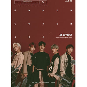 A.C.E (ACE) - Mini Album Vol2 UNDERCOVER [UNDER COVER]
