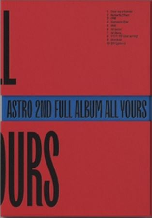 ASTRO - 2nd Full Album All Yours  VERSION YOU