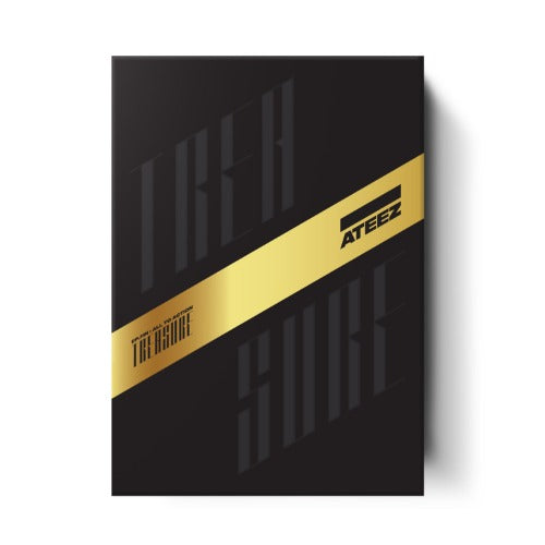 ATEEZ Treasure Ep: FIN All To Action (Version A , Z, Anniversary Edition)