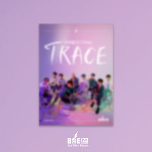 BAE173 - 2nd Mini Album [INTERSECTION : TRACE]