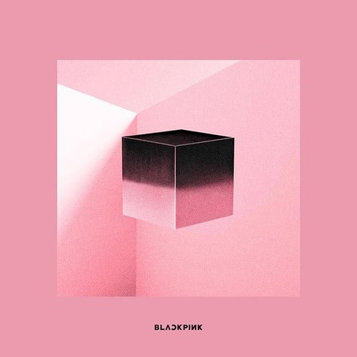 Blackpink 1st mini album Square Up collection Kpop music