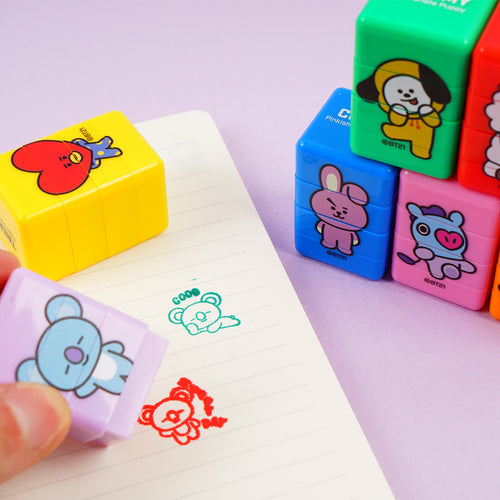 BT21 3-in-1 Stamp
