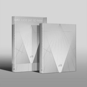 PREORDER: BTS MAP OF THE SOUL ON:E CONCEPT PHOTOBOOK CLUE VERSION