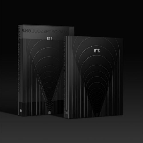 PREORDER: BTS MAP OF THE SOUL ON:E CONCEPT PHOTOBOOK ROUTE VERSION