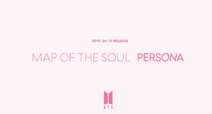 BTS Map of the Soul Persona Version 1 2 3 4 CD Booklet Poster K-Pop Preorder