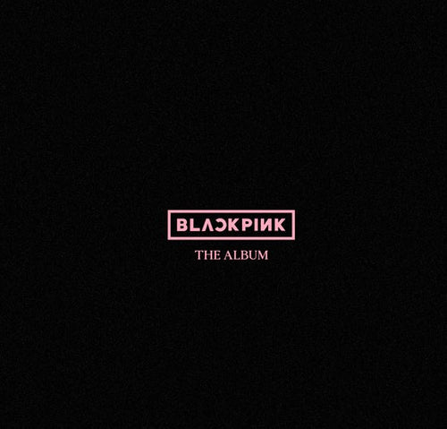 BLACKPINK LIMITED EDITION 1ST VINYL LP [THE ALBUM]