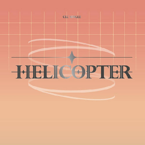 CLC SINGLE ALBUM HELICOPTER