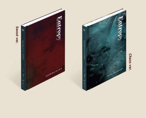 PREORDER: Day6 The Book Of Us: Entropy (Chaos or Sweet Version)