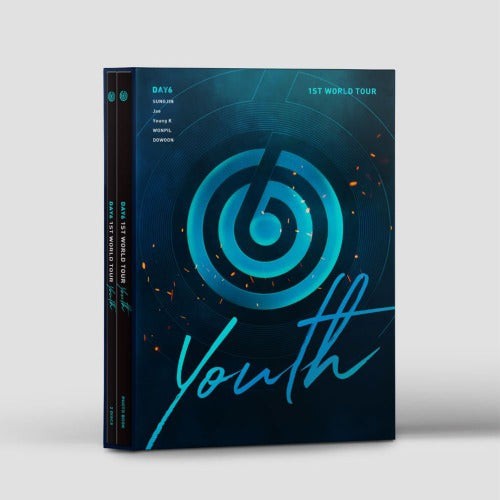 DAY6 DAY 6 1ST WORLD TOUR DVD