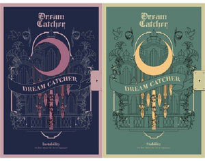 DREAMCATCHER - The End of Nightmare 4th mini album (Instability / Stability versions)