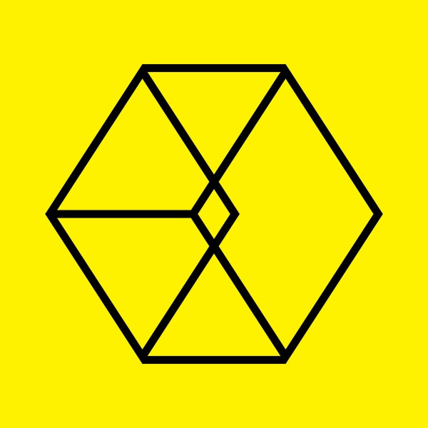 EXO - 2nd Full Album Repackage LOVE ME RIGHT (Korean Ver.)