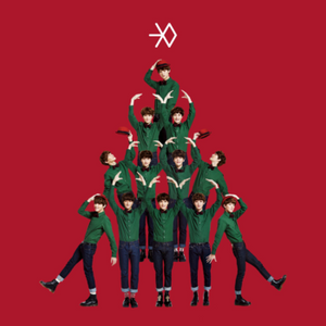 EXO - SPECIAL ALBUM Miracle in December (Chinese Ver)