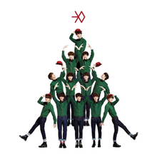 EXO - SPECIAL ALBUM Miracle in December (Korean Ver)