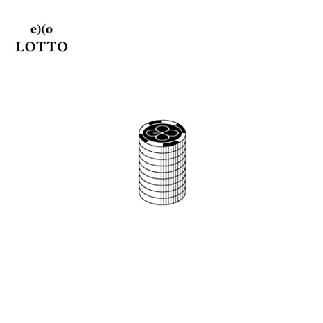 EXO 3rd Album Repackage [LOTTO] (Korean, Chinese Ver.)