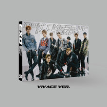 EXO music album Don't Mess Up My Tempo Vivace Version Cover with Poster London KPOP