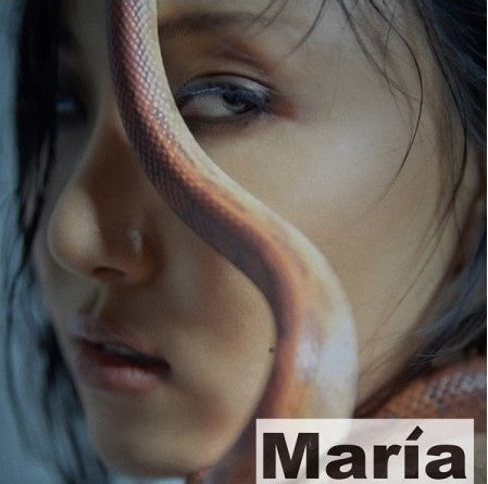 HWASA  1ST MINI ALBUM [MARIA]