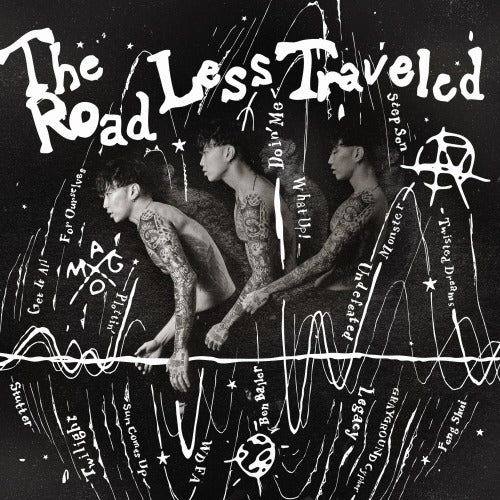 JAY PARK The Road Less Travelled