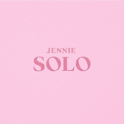 Jennie Solo CD PHOTOBOOK
