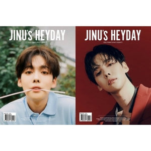 JINU - Jinu's HeyDay (Soft or Bold Version)