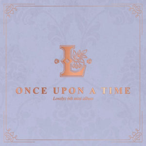 LOVELYZ ONCE UPON A TIME Normal Edition (6th Mini Album)