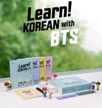 LEARN KOREAN WITH BTS BOOK SET