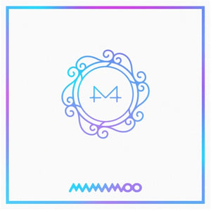 Mamamoo Mini Album 9 White Wind