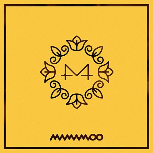 Mamamoo Yellow Flower
