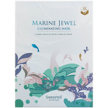 SHANGPREE Marine Jewel Illuminating Mask (BOXSET OF 5)
