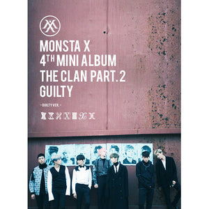 MONSTA X THE CLAN 2.5 PART.2 GUILTY/INNOCENT