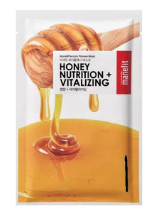 Manefit Beauty Planner Single Honey Nutrition + Revitalizing Mask