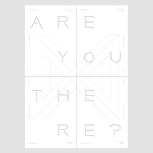 Monsta X Regular 2nd Volume Take 1 Are You There?