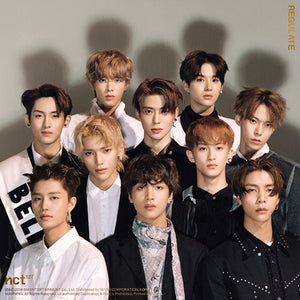 PREORDER: RE-RELEASE NCT 127 FIRST FULL ALBUM REPACKAGE [REGULATE] - RANDOM