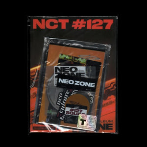 PREORDER: RE-RELEASE NCT 127 [NEOZONE VERSION T]