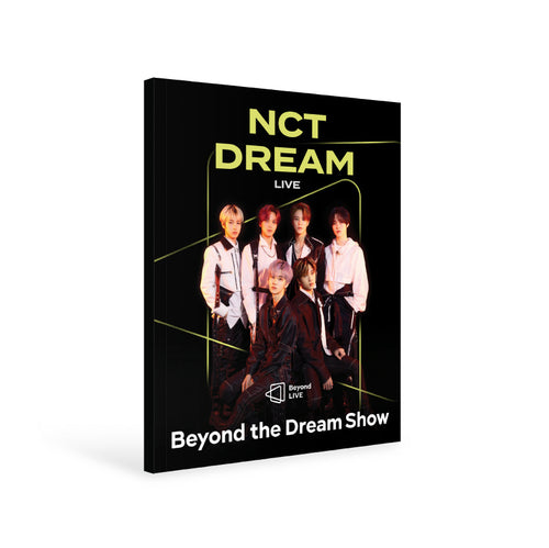 NCT DREAM BEYOND THE DREAM SHOW LIVE PHOTOBOOK