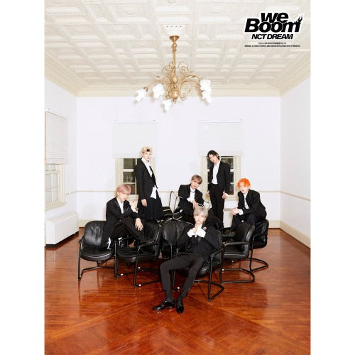 PREORDER: RE-RELEASE NCT DREAM MINI ALBUM VOL 3 [WE BOOM]