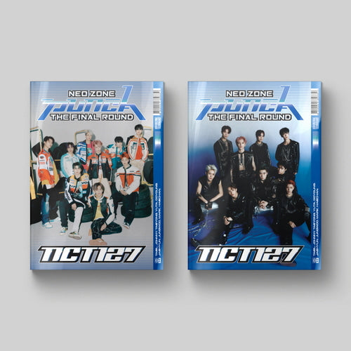 RE-RELEASE NCT 127 2ND FULL ALBUM REPACKAGE [NCT #127 NEO ZONE: THE FINAL ROUND]