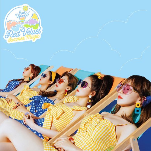 Red Velvet Summer Magic
