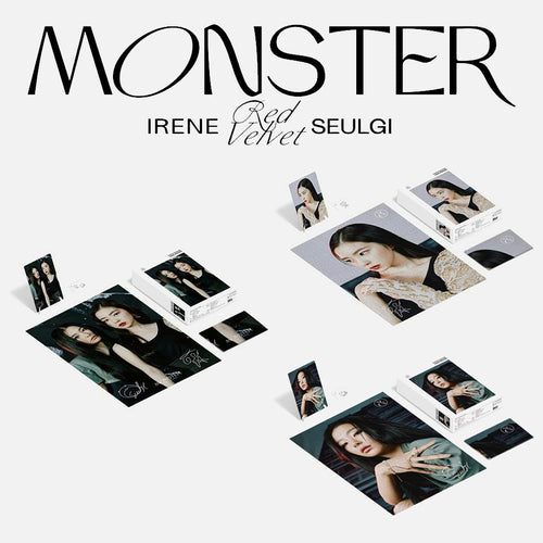 RED VELVET - IRENE & SEULGI MONSTER PUZZLE PACKAGE