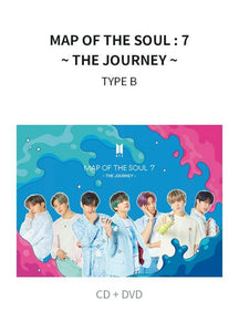 BTS MAP OF THE SOUL: 7 (JAPANESE VERSION) ~ THE JOURNEY