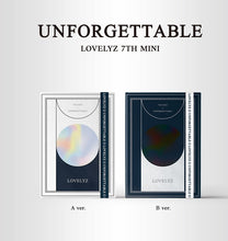 LOVELYZ 7TH MINI ALBUM Unforgettable