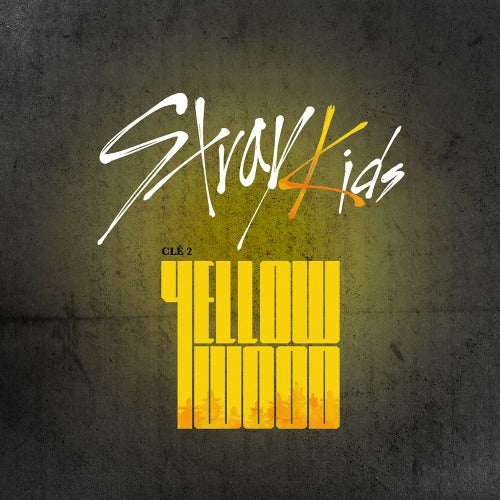 Stray Kids Yellow Wood
