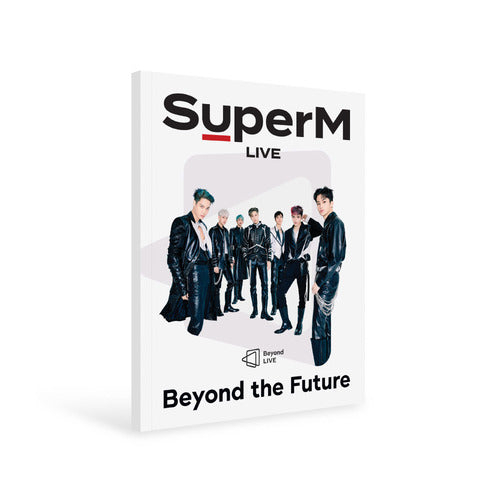 SUPERM BEYOND THE FUTURE LIVE PHOTOBOOK