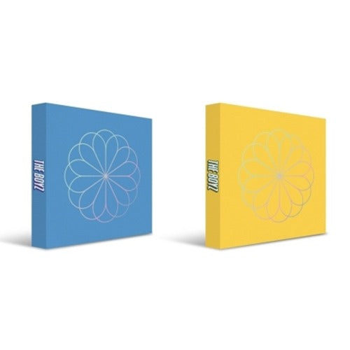 The Boyz Bloom Bloom Heart 2nd Single Album Bloom or Heart Version