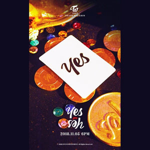TWICE Yes or Yes