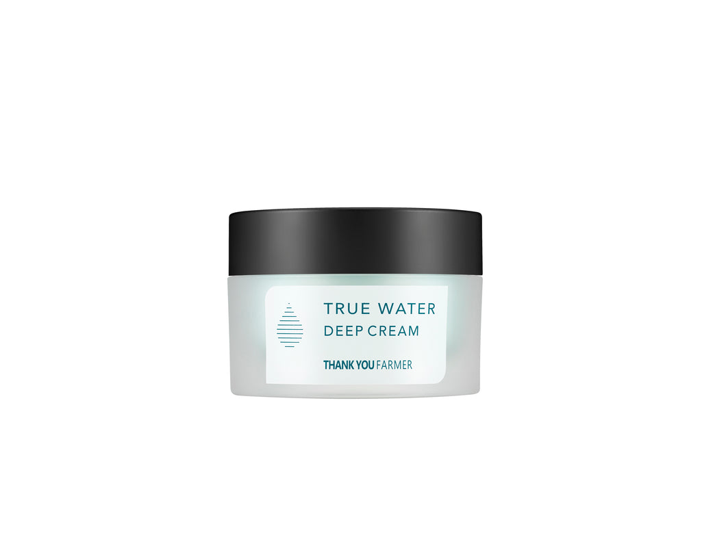 Thank You Farmer True Water Deep Cream 50ml