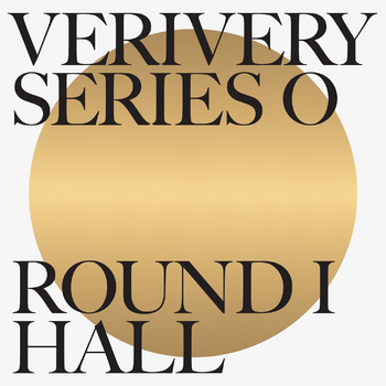 VERIVERY 2nd Single Album SERIES O ROUND 1 HALL (Version A)