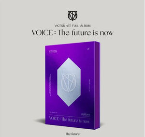 VICTON 1ST FULL ALBUM VOICE  The future is now VERSION The future