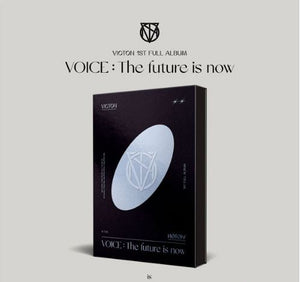 VICTON 1ST FULL ALBUM VOICE  The future is now VERSION is
