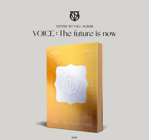 VICTON 1ST FULL ALBUM VOICE  The future is now VERSION now