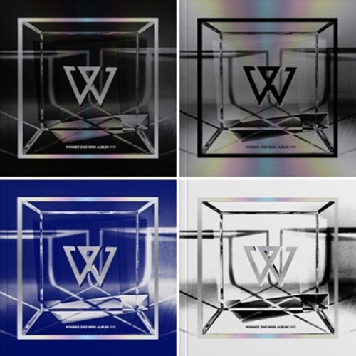 Winner 2nd Mini Album 'We' with Poster